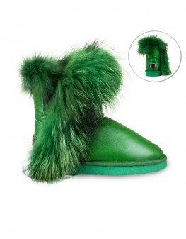 S&O Fluffy Green 2076