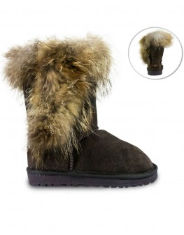 UGG Lungi Nut Brown C1022