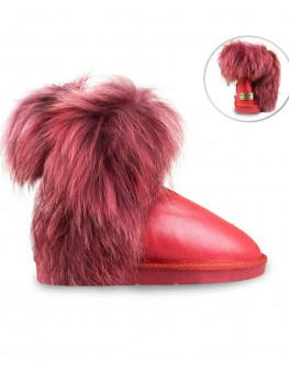 UGG Strong Red C1026
