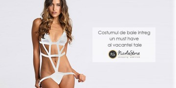 Costumul de baie intreg un must have al vacantei tale